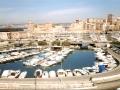 01: Hafen von Marseille