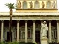 04: San Paolo fuori le Mura ist eine der vier Papstbasiliken und eine der sieben Pilgerkirchen von Rom