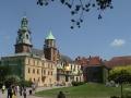 02: Die Wawel-Kathedrale – Südansicht